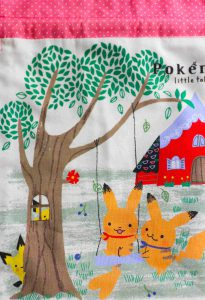 Pokémon Little Tales Pouch