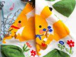 Pokémon Little Tales Socks