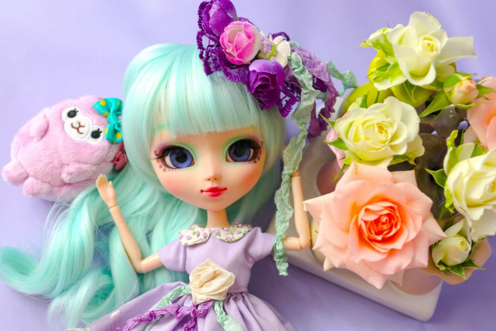 Iris Mint from Charon Dolls