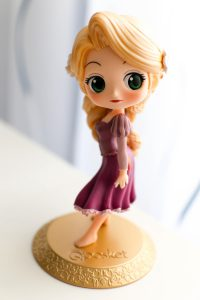 Qposket Rapunzel