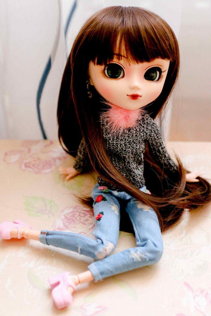 Natalia, my Pullip Blanche
