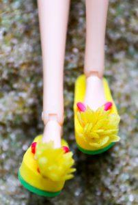 Pullip Summer Purezza's flip flops