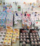 Putitto boxes in Tokyu Hands!