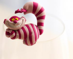 Putitto Cheshire Cat