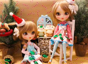 Pullips Hermione and Audrey, Cassie and Callie