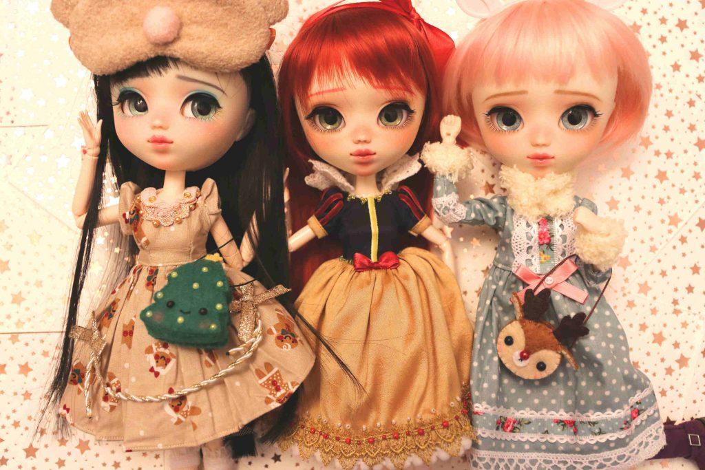 My Poison Girls Mayu, Rise & Ruri