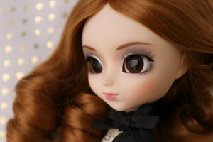 Close-up of Pullip Dilettante