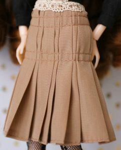 Pullip Dilettante's skirt