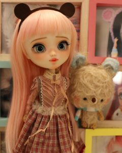 Ruri from Poison Girl's Dolls