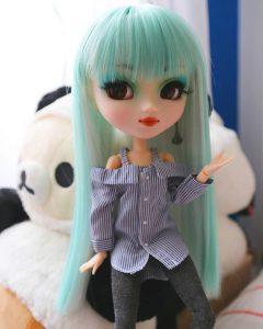 Sayaka, my Pullip Prunella