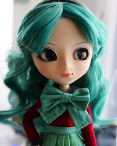 Michiru, my Pullip Sailor Neptune