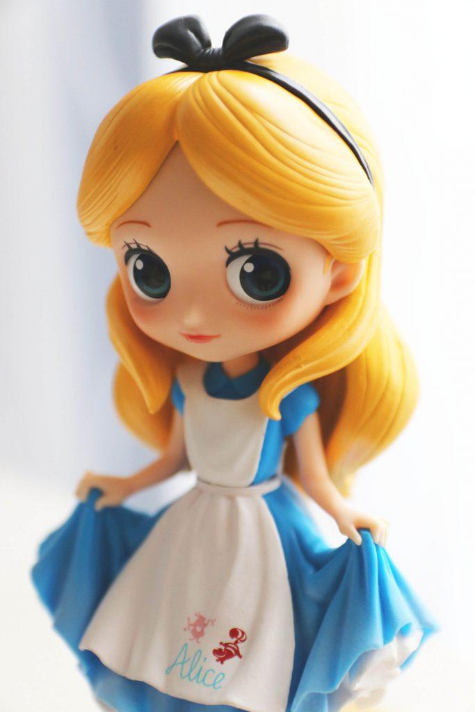 Qposket's Alice