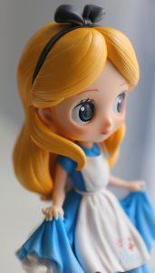Alice's hair