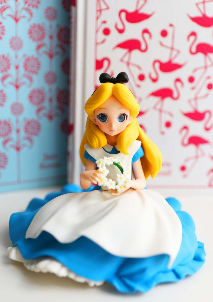 Crystalux Alice in Wonderland