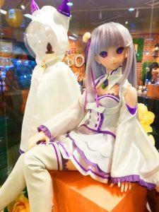 Dollfie Dream's Emilia from Re:Zero