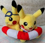 Monthly Pair Pikachu