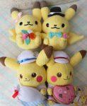Pikachu comparison