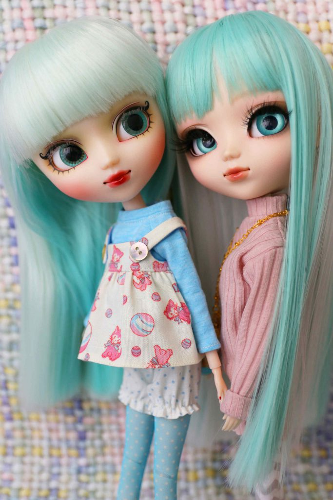 Pullips Elodie Day & Marie