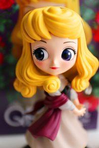Briar Rose's face.