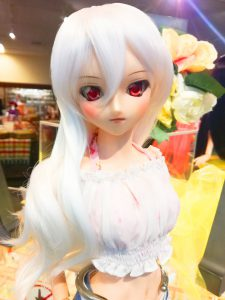 A Cute from Volks' Doll Point in Radio Kaikan!
