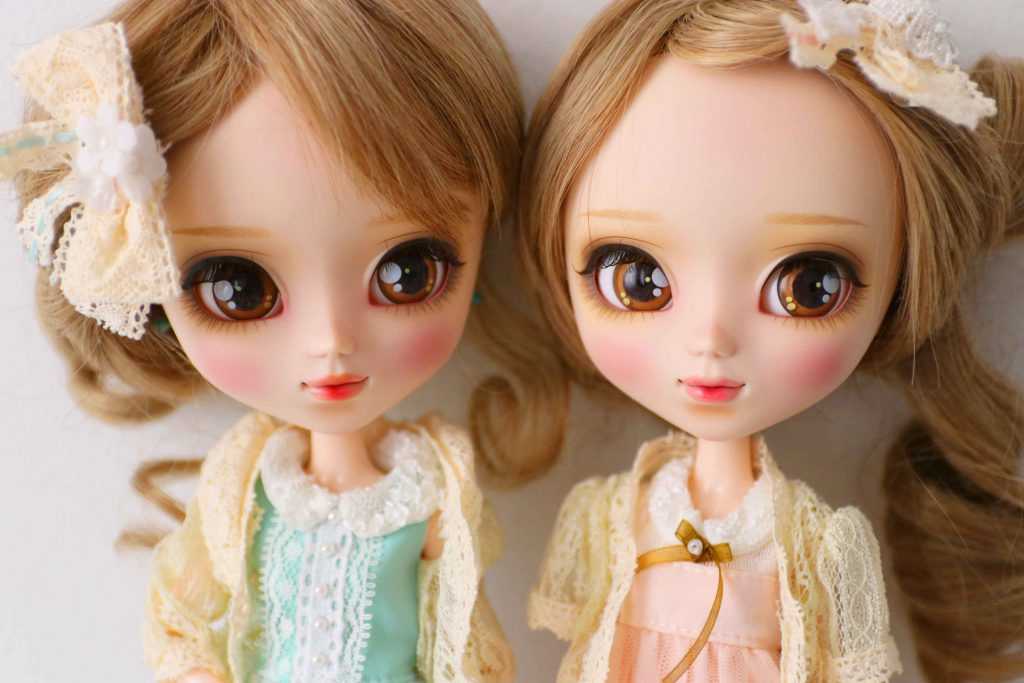 Pullip Cassie and Pullip Callie