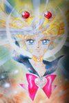 Sailor Moon Kanzenban coloured page