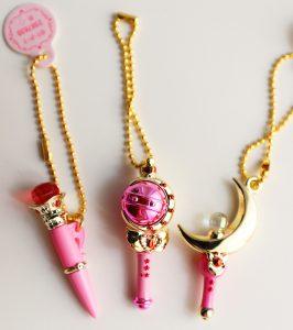 Sailor Moon Little Charms