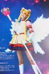 Hotaru Nomoto as Eternal Sailor Moon
