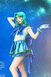 Sayaka Fujioka as Sailor Neptune