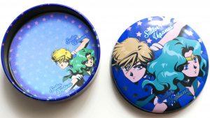 Sailor Neptune and Sailor Uranus stationary