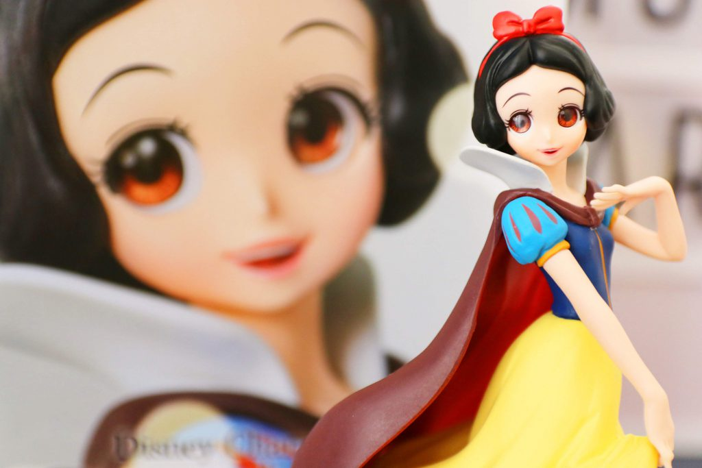 Crystalux Snow White