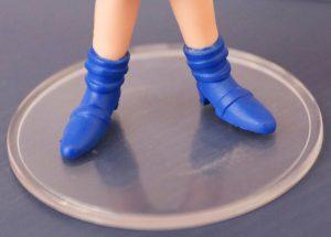Haruka's boots!