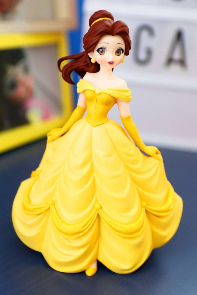 Crystalux Belle Figure