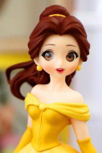 Belle's face