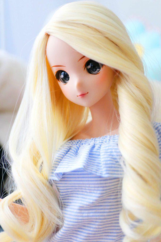 Mei, Smart Doll Melody in all her beauty!