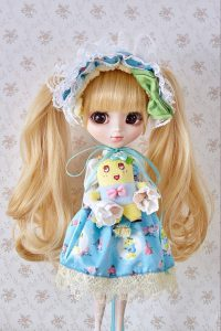 Pullip Funassyi Classical Lolita Version