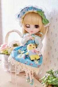 Pullip Funassyi Classical Lolita Version